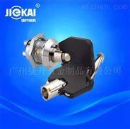 JK009环保 钥匙开关 电源锁 捷开锁具 RoHS