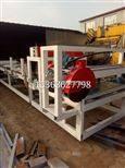 新型砂浆岩棉复合生产线