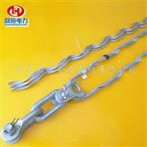预绞式单联耐张线夹  ADSS光缆耐张金具厂家