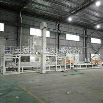 美工全自动岩棉砂浆复合机生产线