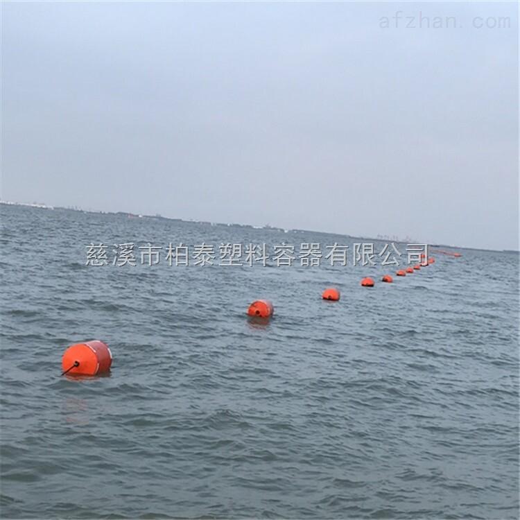 湖南饮用水水源地保护拦船浮筒禁航浮标