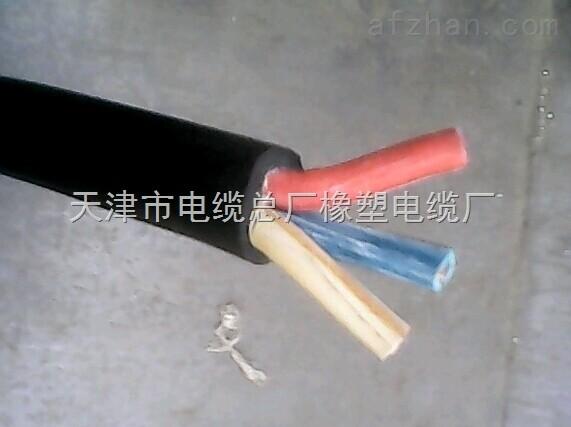 天津MYQ3*1矿用橡套电缆现货价格