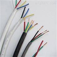 KVVPRC自承式屏蔽行车专用电缆结构