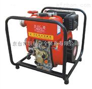 BJ18-C手抬泵 25马力双缸柴油机手抬消防泵