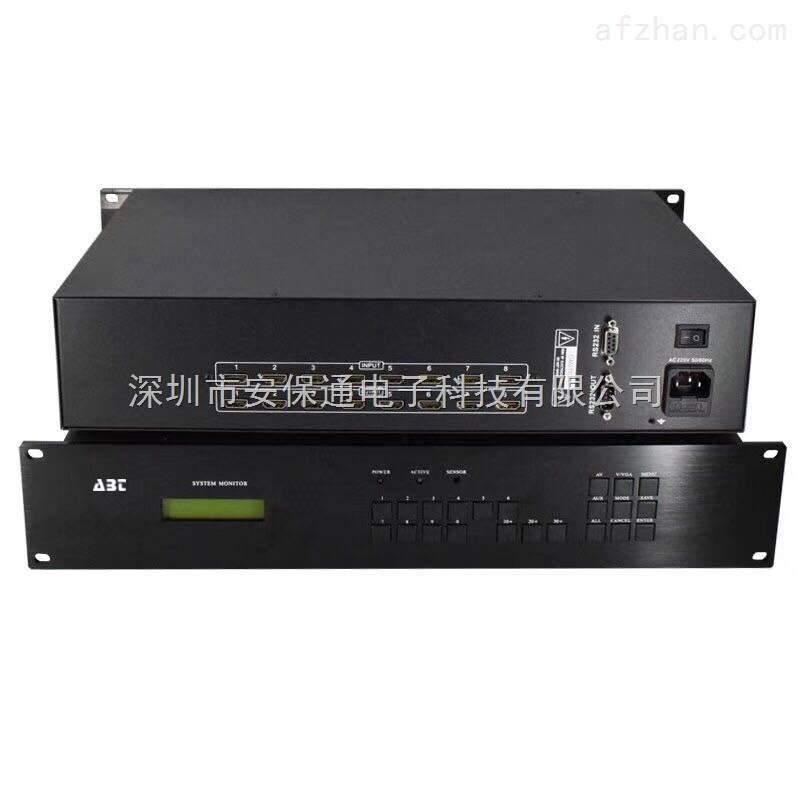 8进8出HDMI高清矩阵切换器