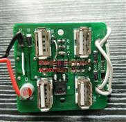宽电压100V转5V2A车载GPS电源降压恒压芯片