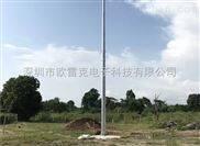 深圳雷歐力國標避雷塔、電站避雷塔避雷塔|GH鋼管桿避雷塔|環形鋼管避雷針