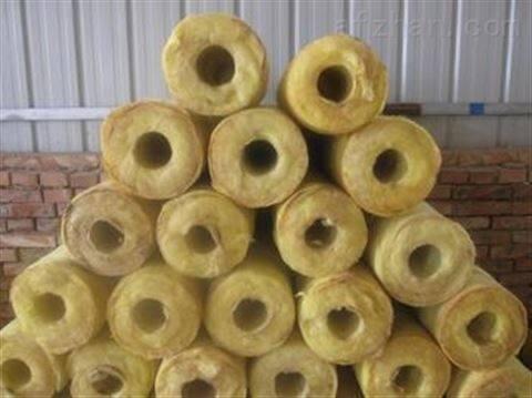 新型保温材料岩棉管厂家价格