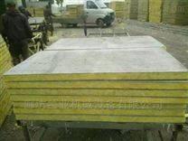 高强岩棉复合板批发价格 优质憎水岩棉板
