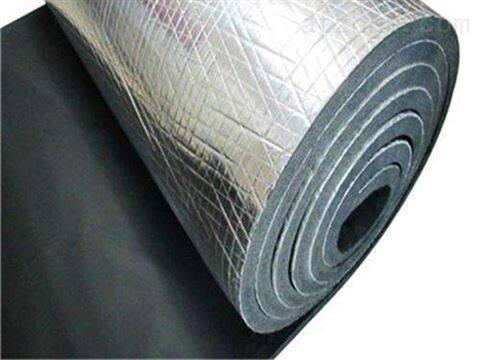 橡塑铝箔橡塑保温管价格