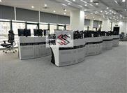 控制台厂家 电力指挥中心控制台 钢木结构控制台生产订购