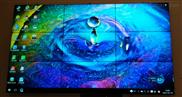 温州55寸3.5mm大屏幕拼接墙用途形式