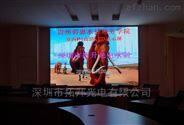 高清LEDp1.875背景大屏幕整套做下來價格