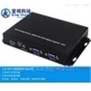 單路雙向VGA高清光端機帶雙向音頻