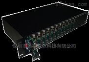 机架式光纤收发器插卡机箱