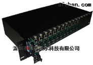 機架式光纖收發器插卡機箱
