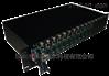 光纤收发器插卡机箱