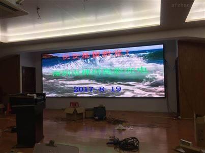 2×4监控电视墙