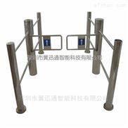 带护栏圆柱立式摆自动摆闸