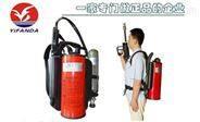QWLB12/0.8-A单相流背负式细水雾灭火装置