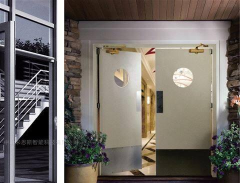 一体式防火电动闭门器|关门器|开门器