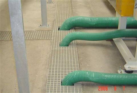 工厂排水地沟耐酸碱玻璃钢格栅厂家直销