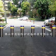 DB江苏景区大门全自动智能升降柱路障柱