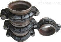 山东省DN40焊接式柔性短管式卡箍经销商