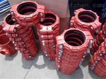 台湾省114焊接式柔性短管式卡箍制作厂家