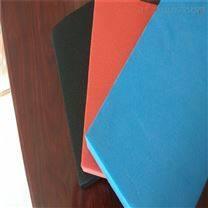 彩色防火橡塑板批发价 /安全放心