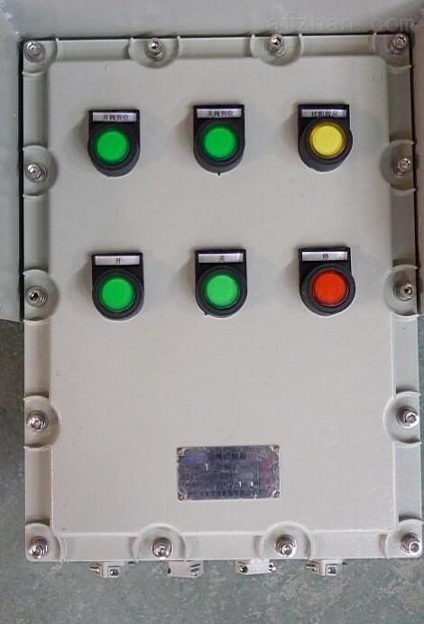 排水泵液位防爆控制箱柜