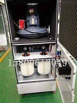 齿轮打磨粉尘除尘器 齿轮加工集尘器