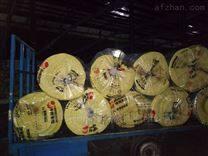 100mm厚锡纸岩棉被神州玻璃棉厂家现货