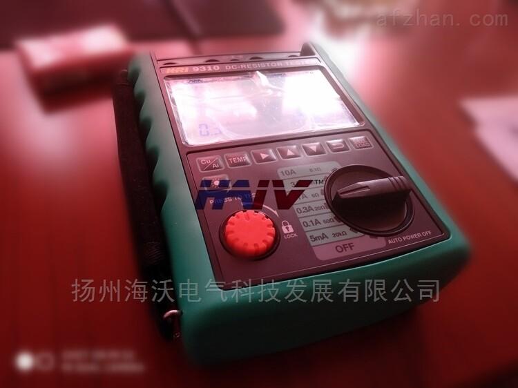 KRI9310工具化变压器直流电阻测试仪