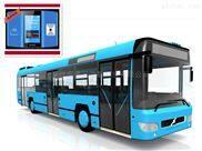刷卡机移动支付车载终端二维码公交车收费机