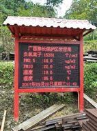 BYQL-FY江苏森林景区负氧离子全天候在线监测系统