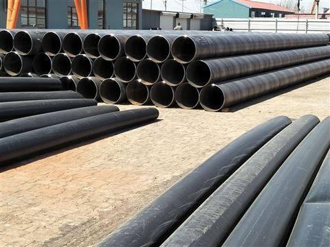 北京温泉用地下直埋热水聚氨酯保温管施工