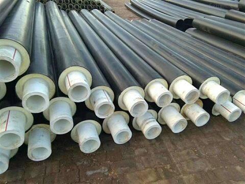 北京热水输送聚氨酯泡沫直埋保温管厂家报价