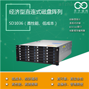 36盘位直连式SAS磁盘阵列SD1036