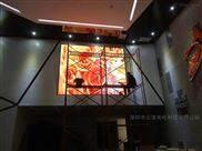 室內高清彩色LED顯示屏p3.81舞臺屏