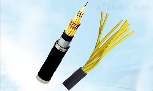 本安电缆ZR-ia-DJYP2VP2填充结构