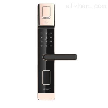 北京地区免费上门安装海康威视指纹密码锁