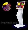 广州触控一体机 交互式电容触摸查询机