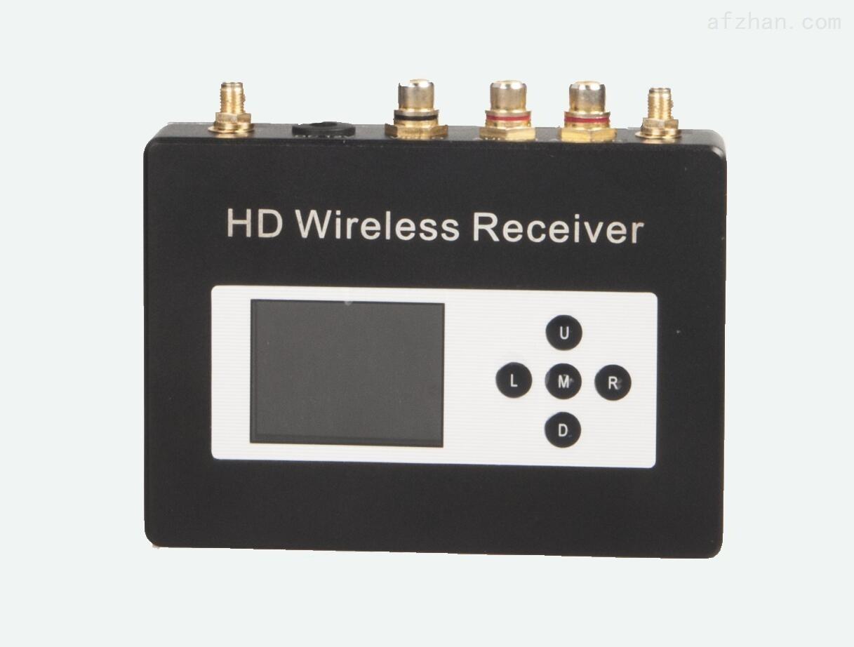 COFDM手持接收机,移动视频便携单兵