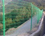 綠色鐵絲網廠家A框架護欄網價格A防護欄批發