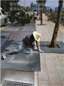 庐江绿化树池铺网格板