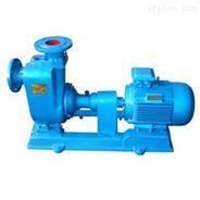 ZW自吸排污泵厂家