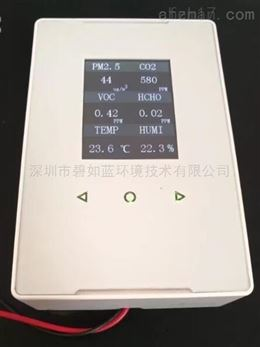 智能家局室内环境监测系统