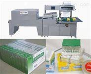 紙盒套膜收縮機器 塑料薄膜塑封機