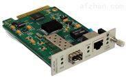 千兆网管光纤收发器卡(模块)